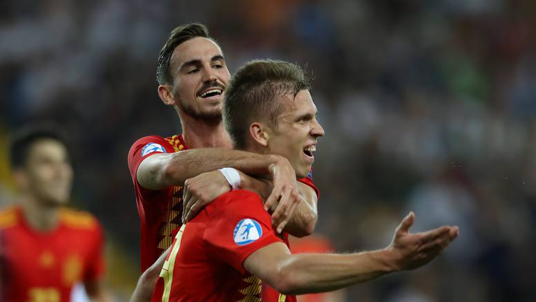 Olmo oduševio Španjolce protiv Cristiana Ronalda: 'Impresivno'