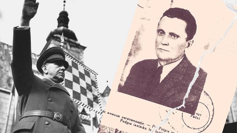 Kad su Nijemci ušli u Zagreb, Tito je bio na ulici. Pavelić je bio uz radio, neugodno iznenađen