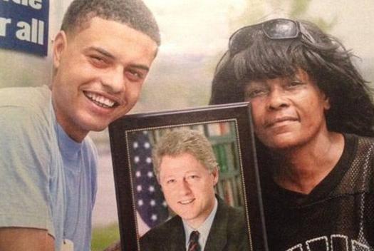 Sin prostitutke očajnički traži pozornost: Moj otac  je Clinton!