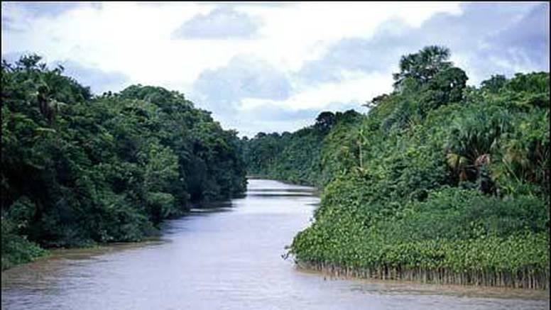 Amazona je najduža rijeka na svijetu, a ne Nil