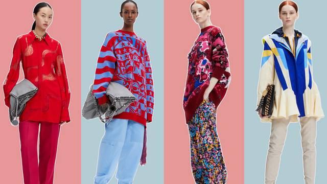 Stella McCartney donosi stilsku pozivnicu u svijet veselih boja