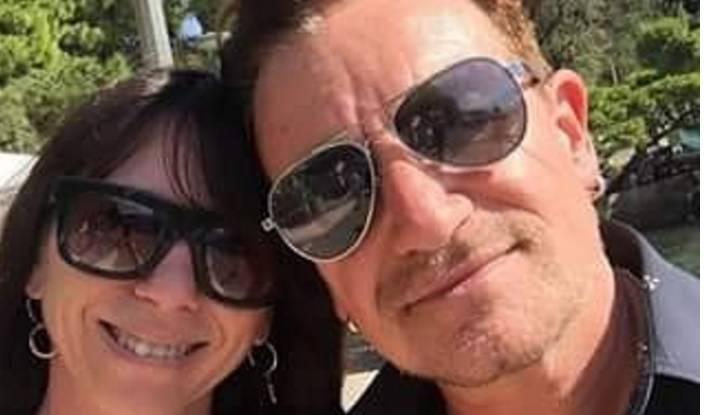 On je pravi car: Bono nam je potpisivao svoje kultne albume