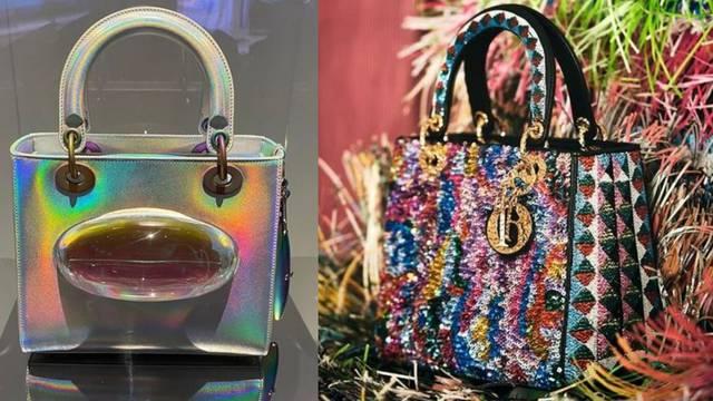 Art unikati: Umjetnici su oslikali novu kolekciju Lady Dior torbica