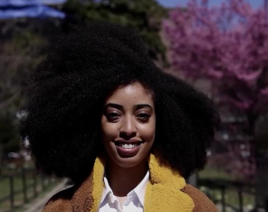 Simone Williams (32) ima jednu od najvećih afro frizura na svijetu: 'Ponosna sam na nju'