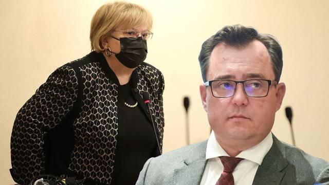 Mrak Taritaš: Ako Plenkoviću date košaricu, kao Vanđelić, onda imate rok trajanja