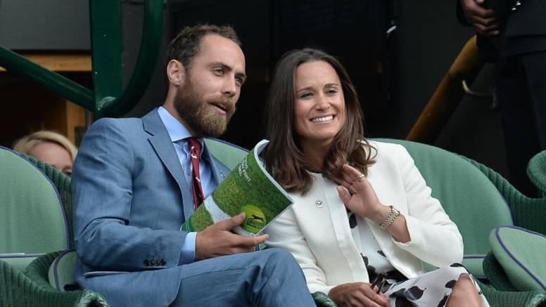 Oženio se brat Kate Middleton, javnost pamti njegove skandale