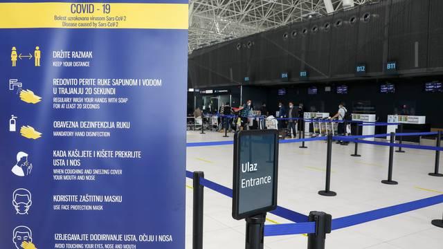 Međunarodna zračna luka Franjo Tuđman spremna je za nastavak prometovanja