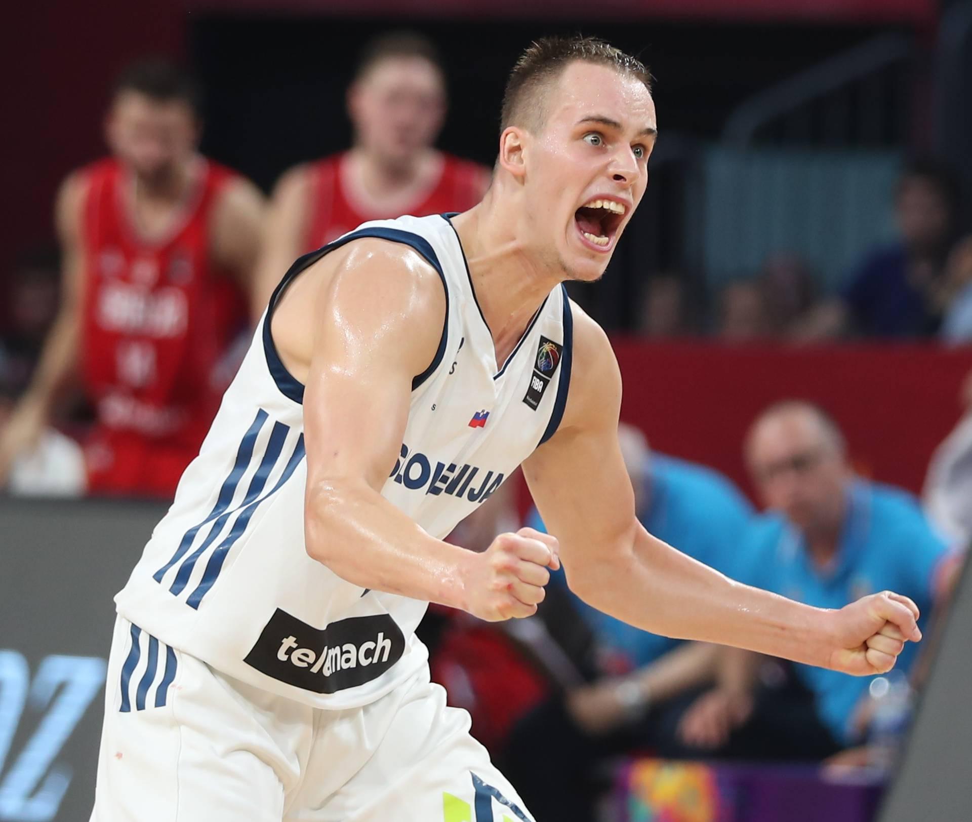 Slovenia v Serbia - European Championships EuroBasket 2017 Final