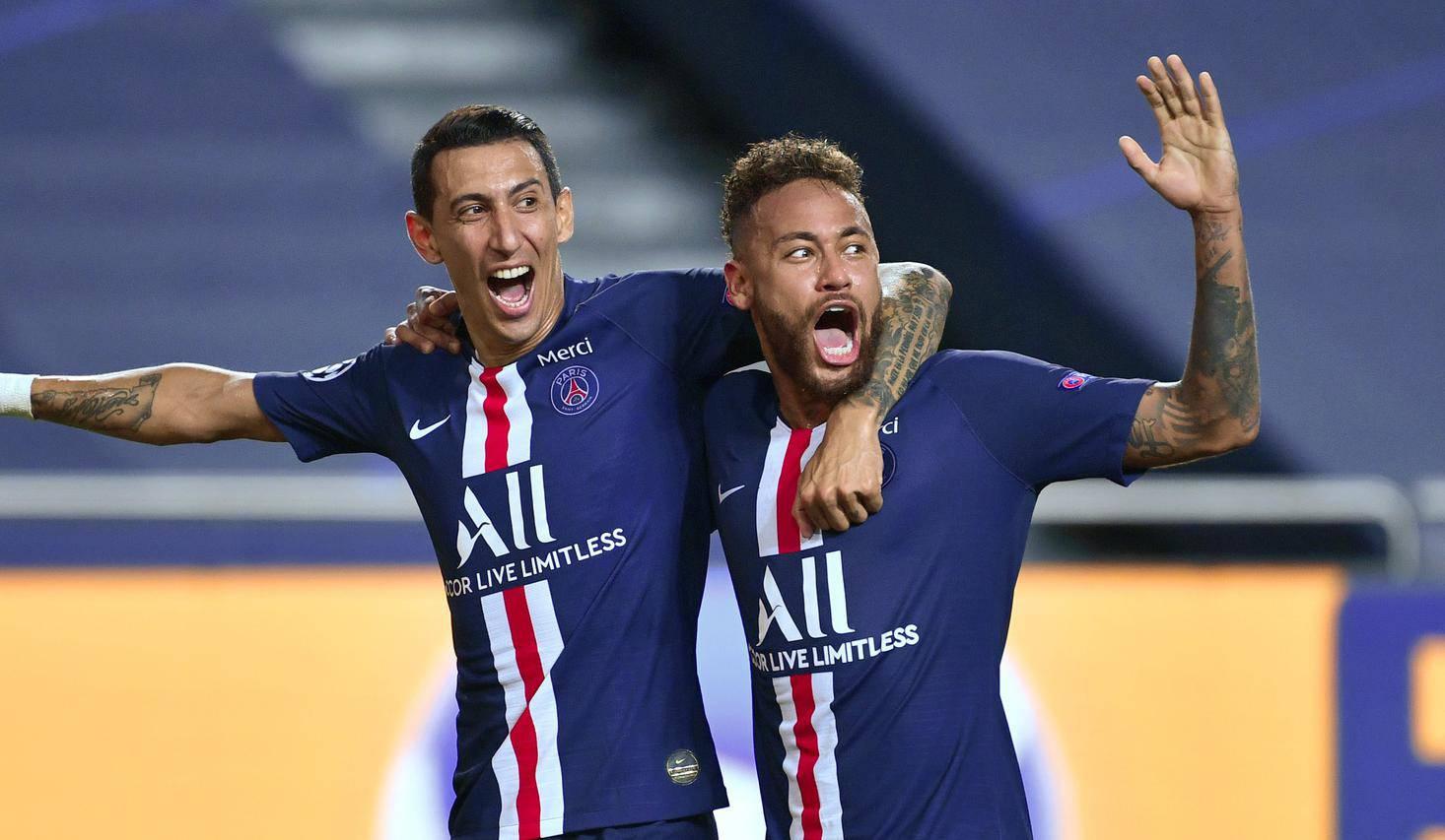 Soccer Champions League / Semifinals / RB Leipzig - Paris St. Germain