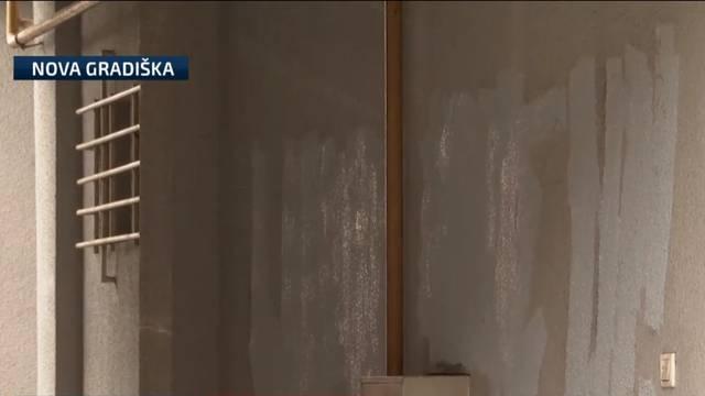 Na zgradi Centra u Gradiški natpis 'ubojice'; Aladrović: 'Neki posao ne rade dobro'