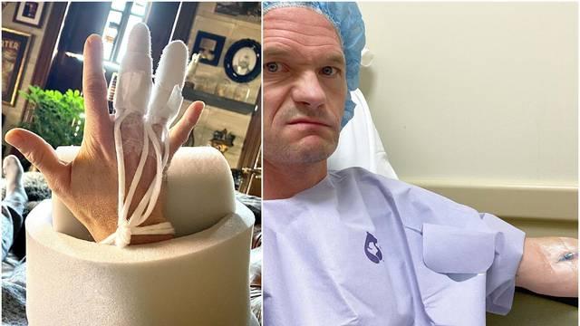 Barney je morao na operaciju: 'U Hrvatskoj sam se ozlijedio'