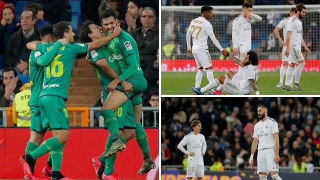Debakl Luke i Reala! Sociedad ih dobio u Kupu usred Madrida