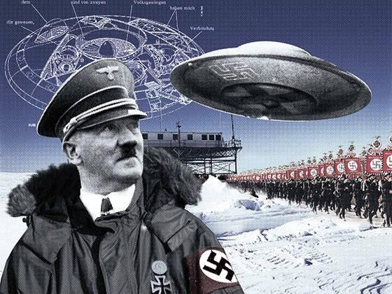 Novo otkriće: Jesu li nacisti na Antarktici gradili tajne baze?!