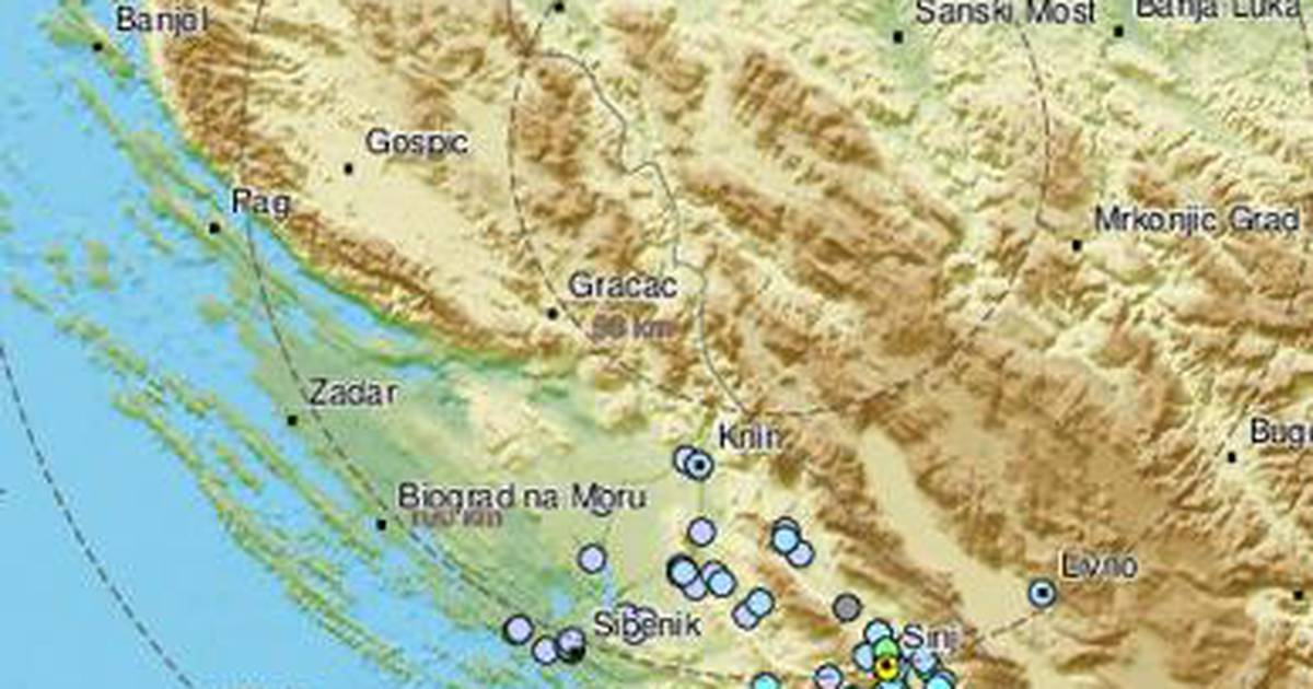 Osjetio se potres u Splitu