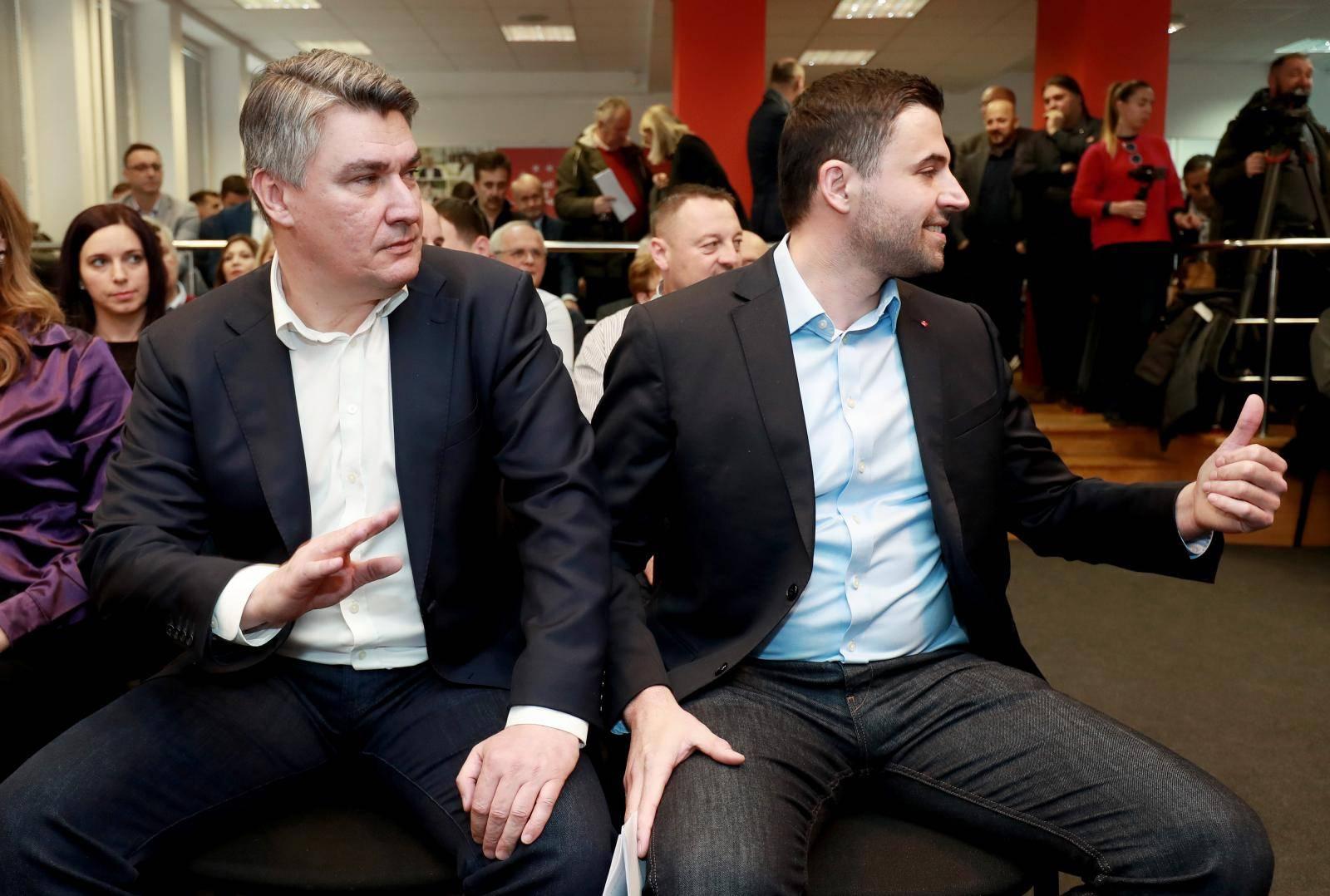 Milanović: 'Glasaj za hrvatsku ljevicu i na pravom si putu...'