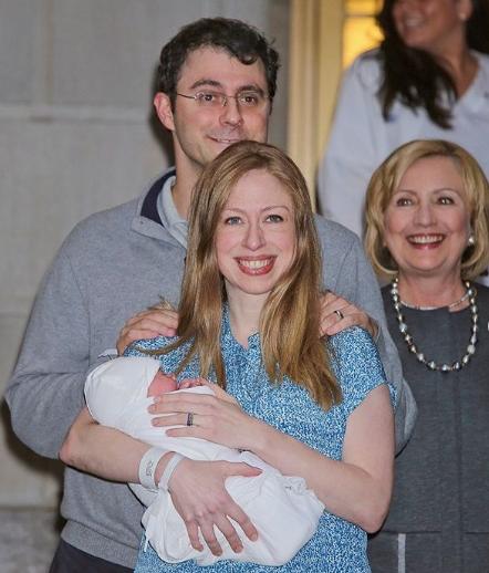 Sretna vijest za obitelj Clinton: Chelsea i Marc čekaju dijete...