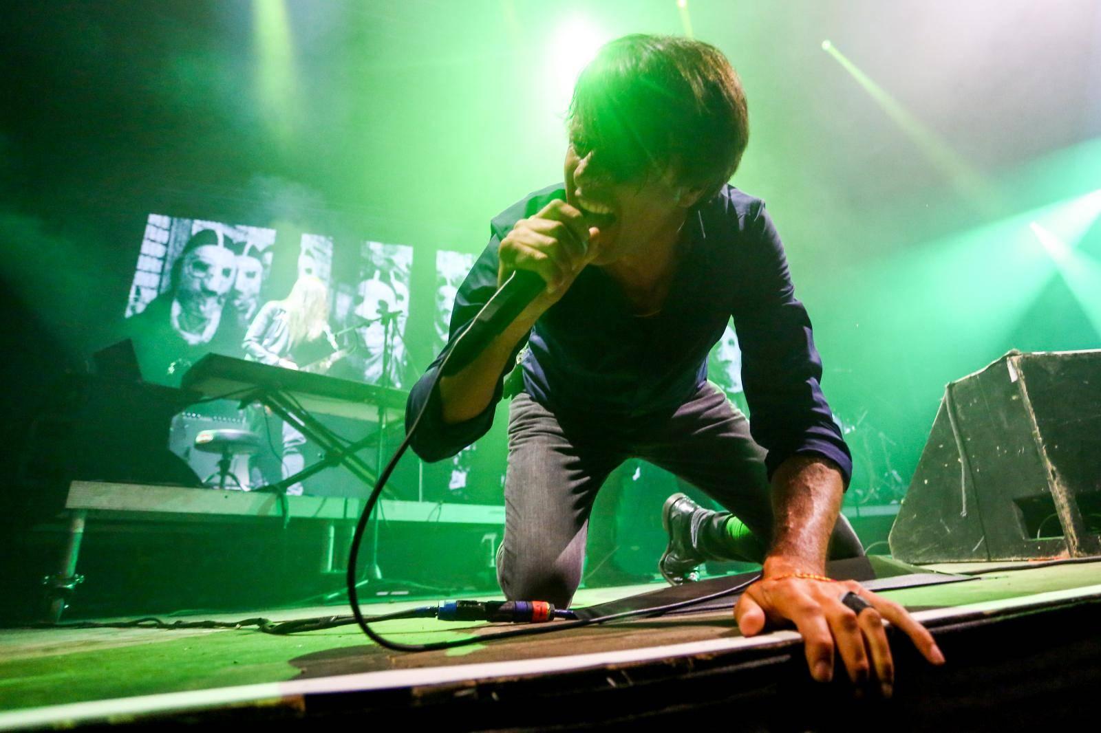 Zagreb: Suede na 2. večeri INmusic Festivala