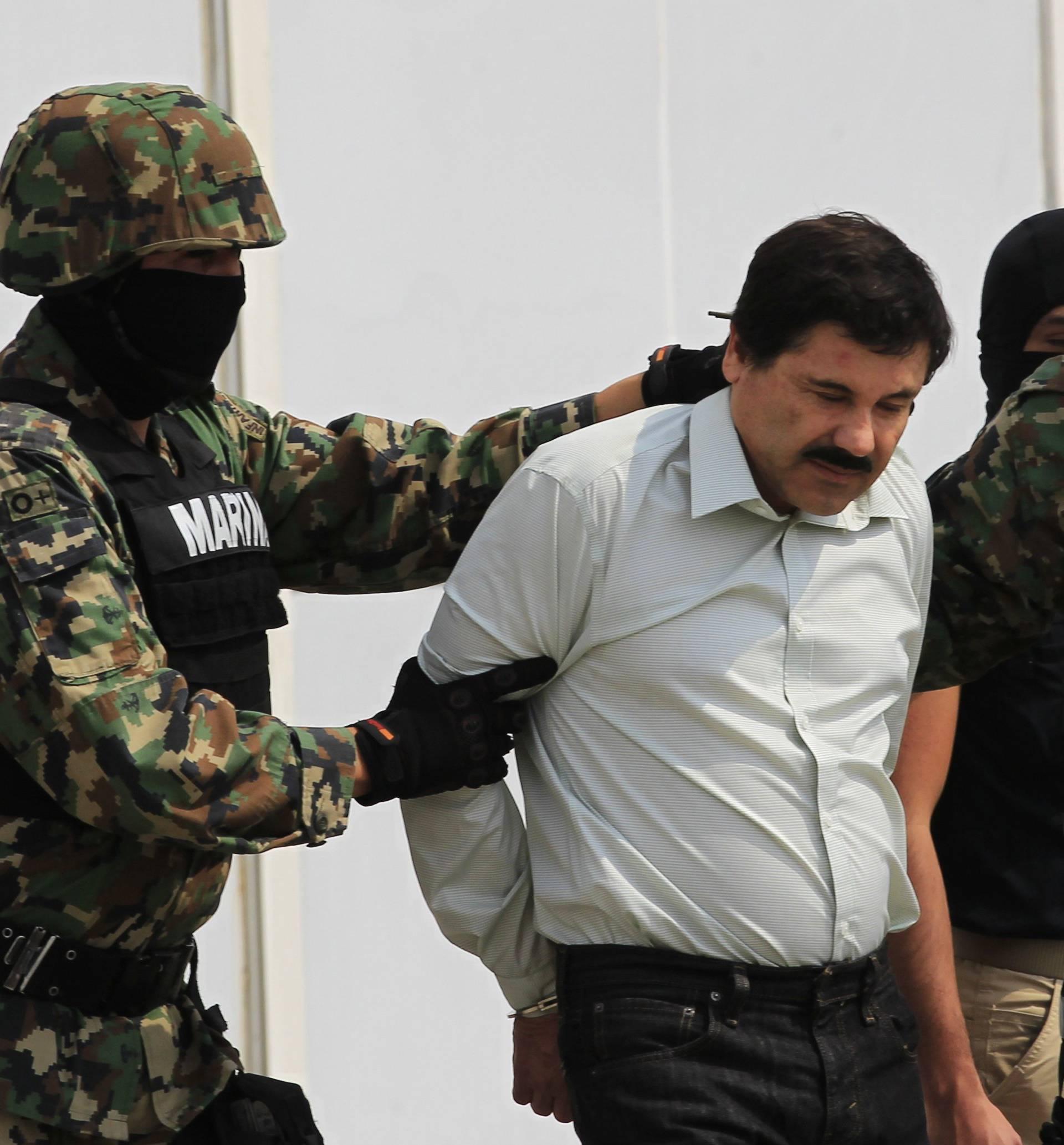 Ne može dobiti smrtnu kaznu: El Chapu će suditi u New Yorku