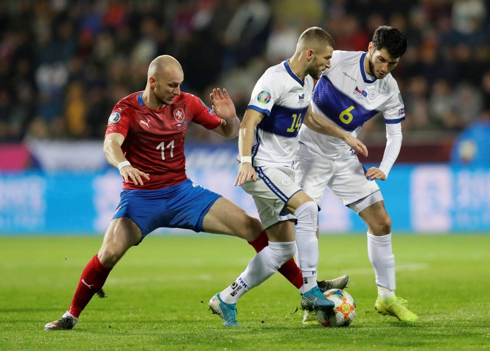 Euro 2020 Qualifier - Group A - Czech Republic v Kosovo