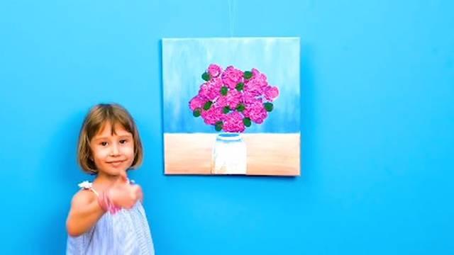 Trikovi za slikanje koje možete s djecom isprobati i kod kuće