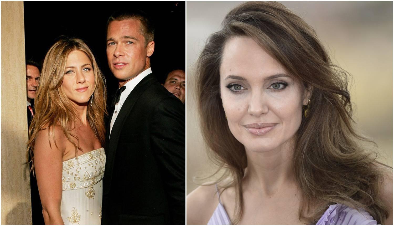 Strani mediji tvrde: Angelina je opet stala između Jen i Brada...