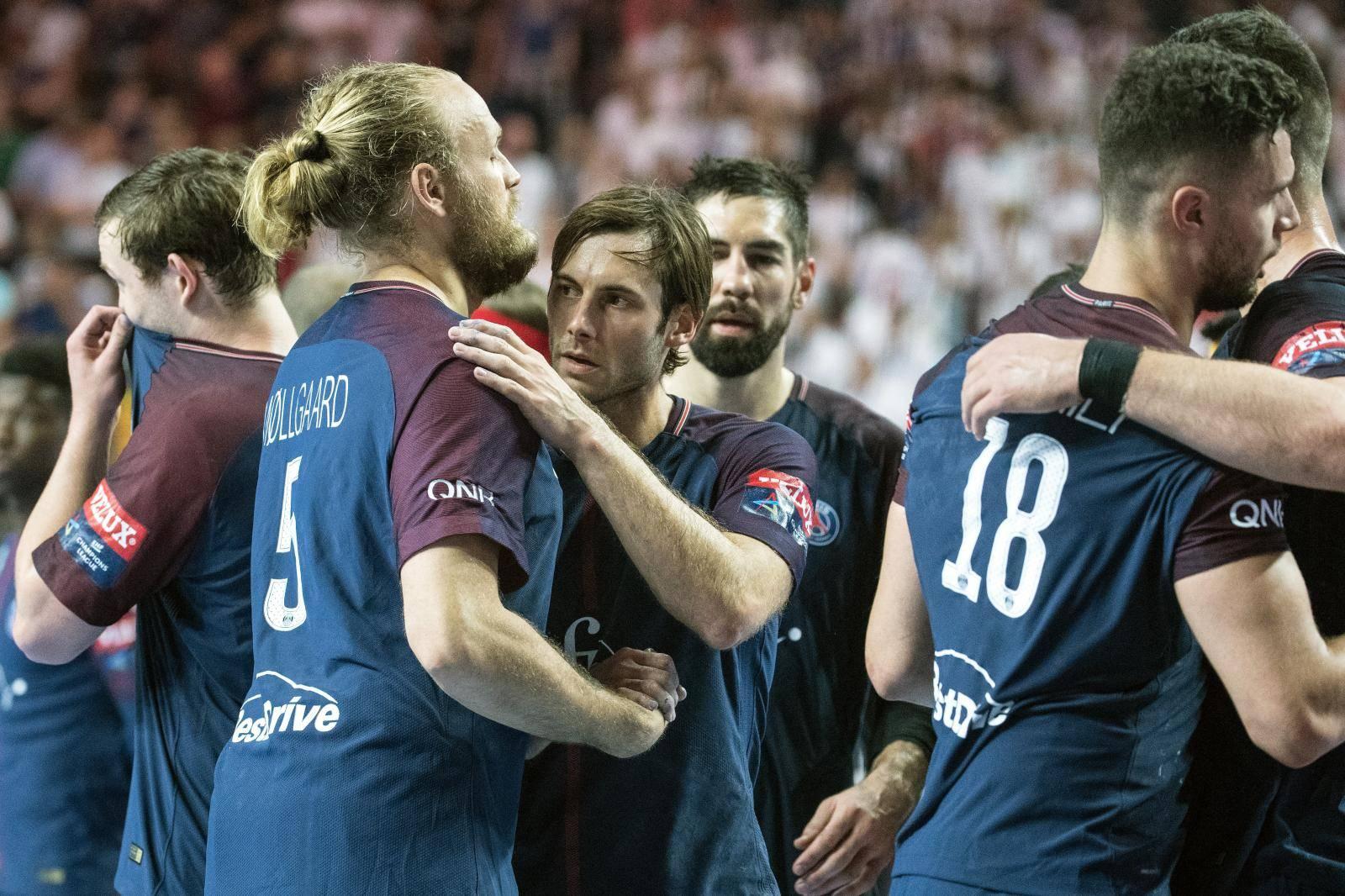Handball - Paris St. Germain vs Vardar Skopje