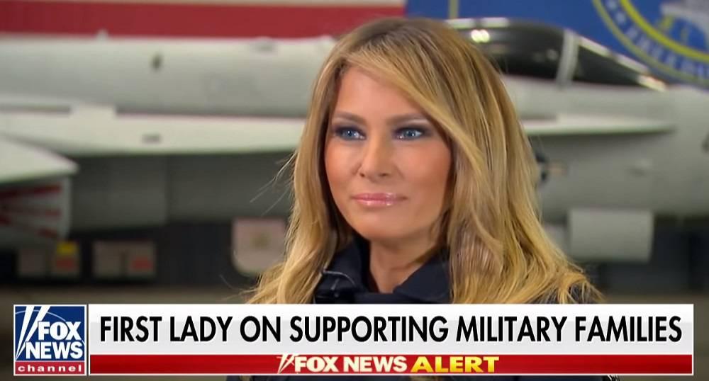 Prva dama promijenila frizuru: Melania Trump postala plavuša