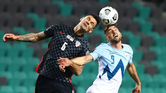 World Cup Qualifiers Europe - Group H - Slovenia v Croatia