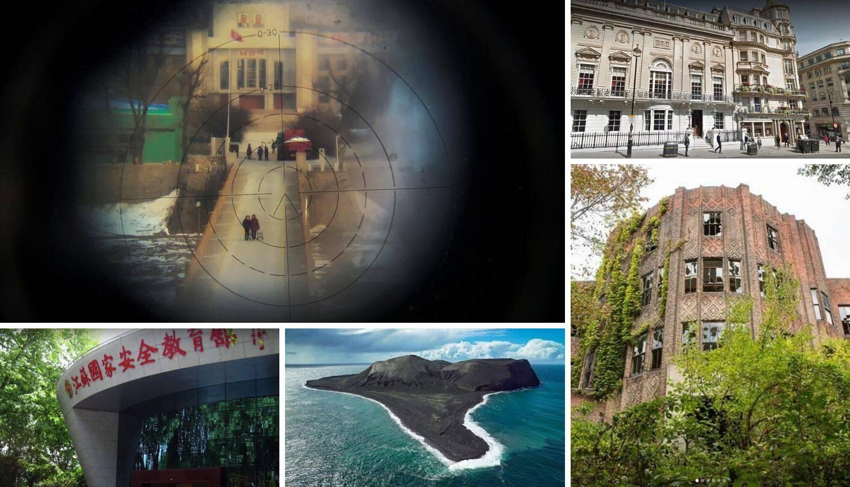 10 mjesta na ovom svijetu koja rijetki pojedinci smiju vidjeti