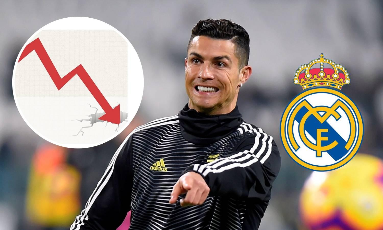 Real pati od sindroma Ronaldo: Bez njega nema tko zabiti gol!