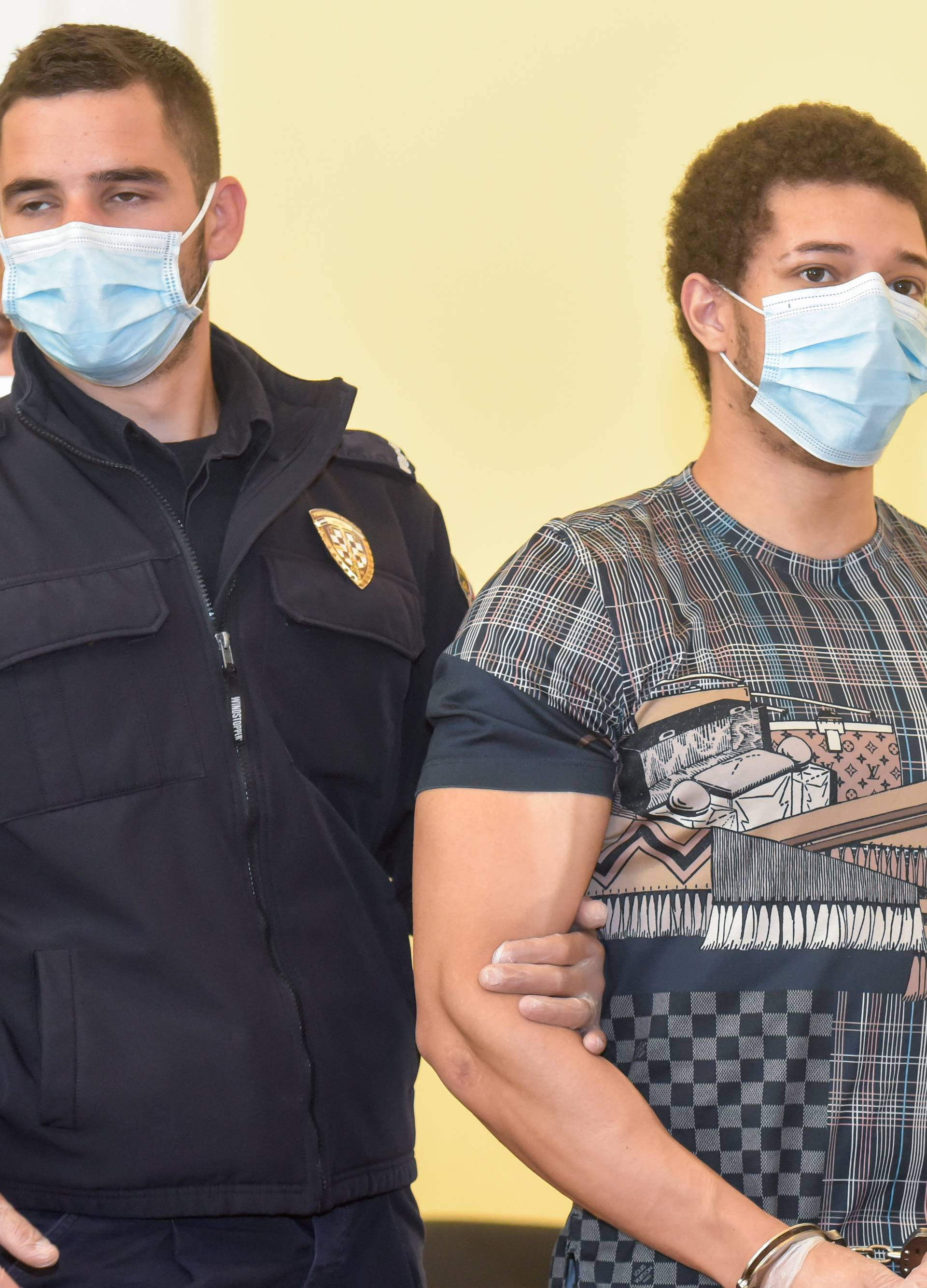 Na Zrću ubio mladića: Britanac dobio 25 godina kazne zatvora