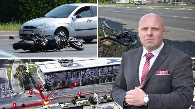 Prometni stručnjak o tragičnoj nesreći: Bez kamera će se teško znati kome je bilo crveno svjetlo