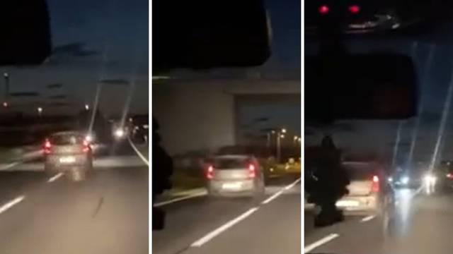 Pronašli vozačicu sa 'snimke smrti' koja je pukom srećom izbjegla osam direktnih sudara
