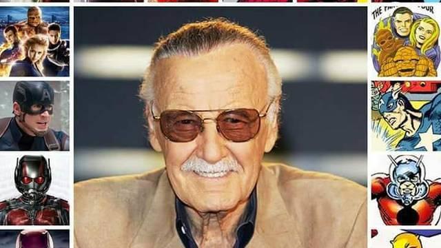 Glumci se opraštaju od heroja stripa: 'Lee, legenda i vizionar'