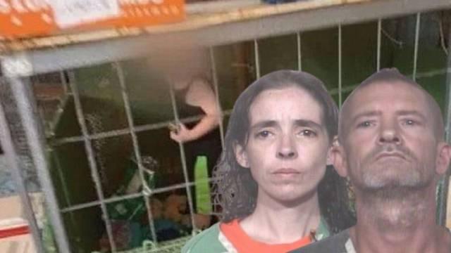 Mama iz pakla: Dijete držala u kavezu, u sobi bilo osam zmija