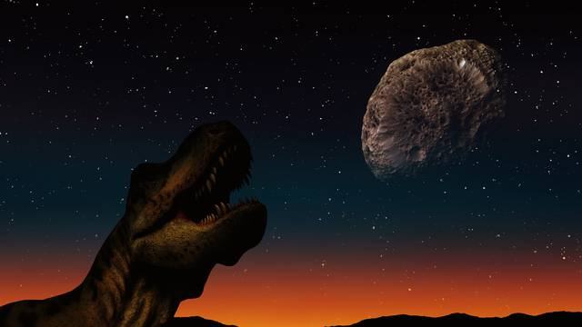 Asteroid je izbrisao dinosaure, ali i pretvorio oceane u kiselinu