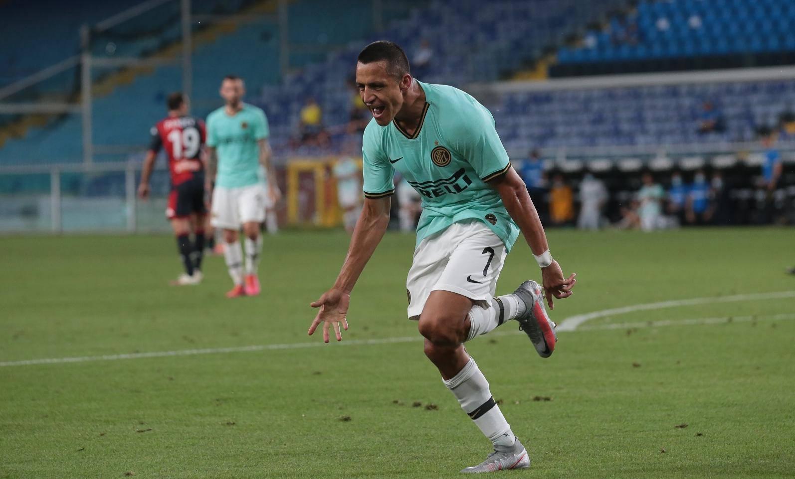 Genoa v Internazionale - Serie A - Luigi Ferraris