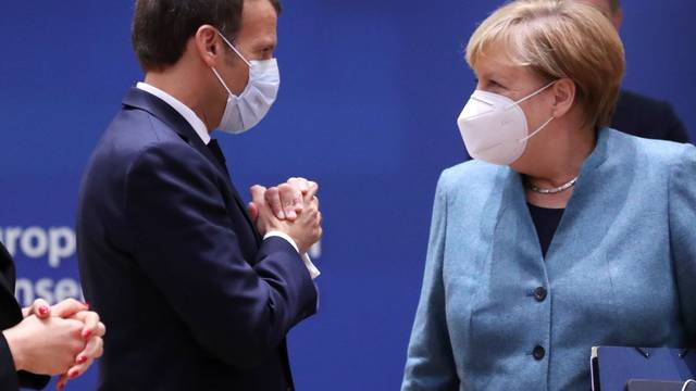 EU leaders summit in Brussels