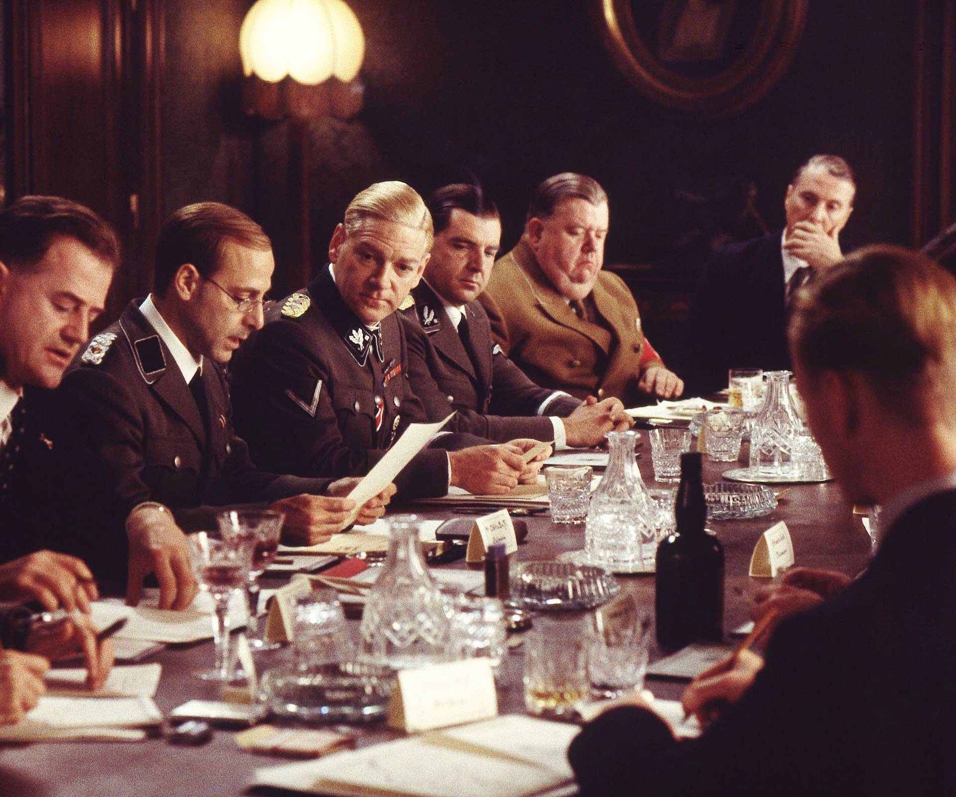 2001 - Conspiracy: The Meeting At Wannsee - Movie Set