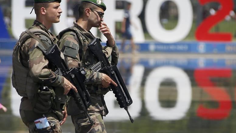 Danas prva utakmica na Euru: Strah od terorističkog napada