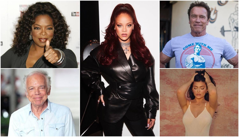 Ralph Lauren i Oprah su široke ruke, Rihanna pomaže svojima