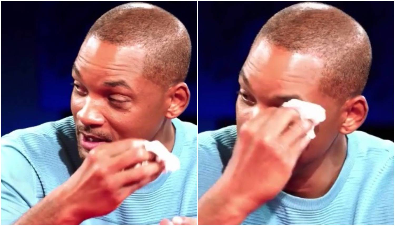 Will Smith se rasplakao kada je govorio o svom braku s Jadom