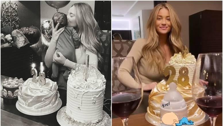 Izabel slavila rođendan, Mateo je ganuo tortom i čestitkom...
