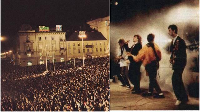 Godišnjica povijesnog koncerta: Prljavce ni milicija nije 'slomila'