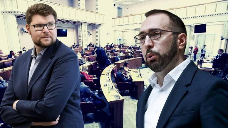 'Možemo' ih prestiže, SDP-ovci govore: 'Ma bili smo mi i gori'; Puhovski: Ne piše im se dobro