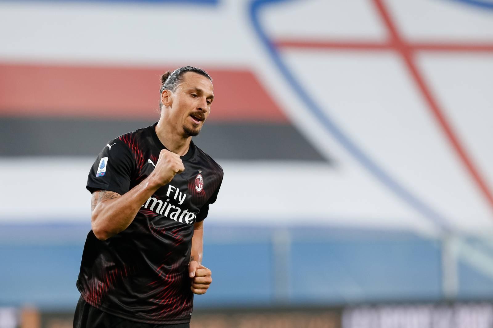 italian Serie A soccer match - Sampdoria vs Milan