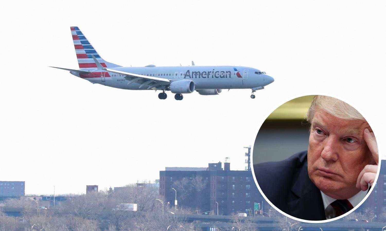 Trump popustio: Obustavio sve letove Boeing 737 MAX aviona