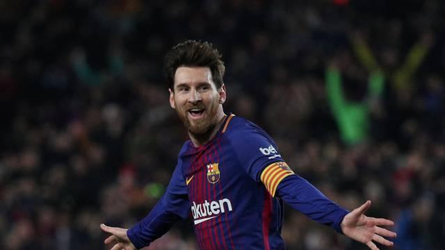 La Liga Santander - FC Barcelona vs Girona