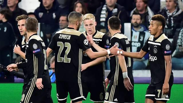 Champions League Quarter Final Second Leg - Juventus v Ajax Amsterdam