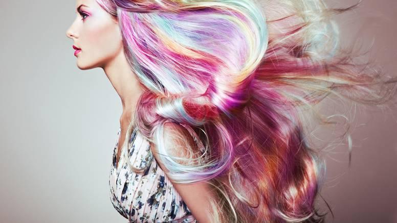 Zašto se boja za kosu tako brzo ispire? Većina radi četiri greške